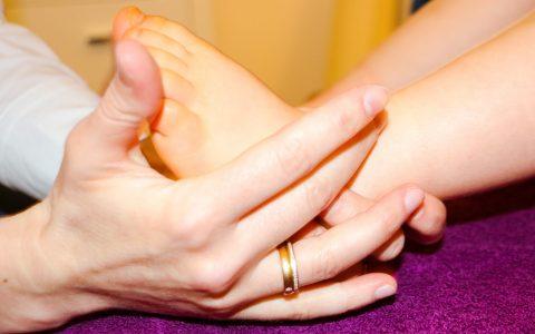 Osteopathie auch für Kleinkinder